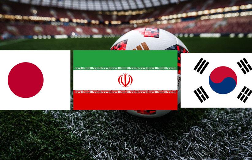 جام جهانی 2018 شما بگویید قاره آسیا