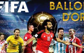 بهترین بازیکن جام جهانی 2018