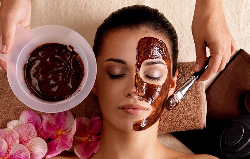 ماسک قهوه برای صورت