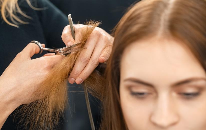 تقویت موی آسیب دیده