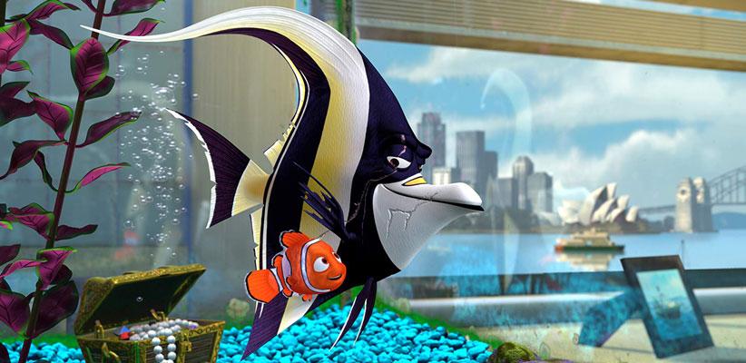 در جستجوی نمو (Finding Nemo)