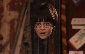 شنل نامرئی کننده هری پاتر