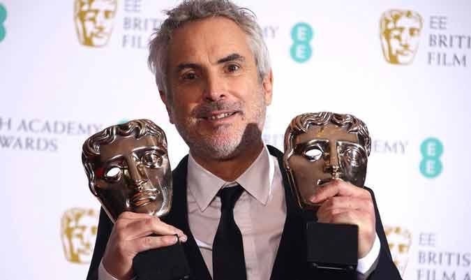 «روما» مهمترین و «سوگلی» بیشترین جوایز بفتا ۲۰۱۹ را گرفتند