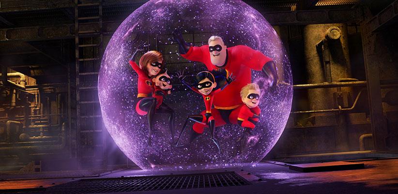 شگفتانگیزان 2 (Incredibles 2)