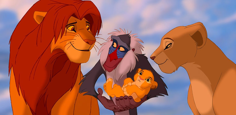 شیرشاه (The Lion King)