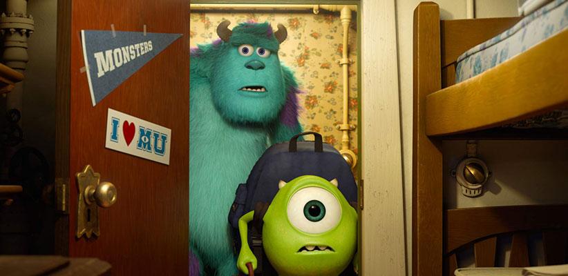 دانشگاه هیولاها (Monsters University)