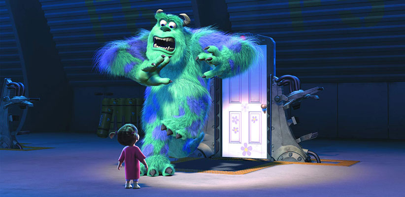 شرکت هیولاها (.Monsters, Inc)