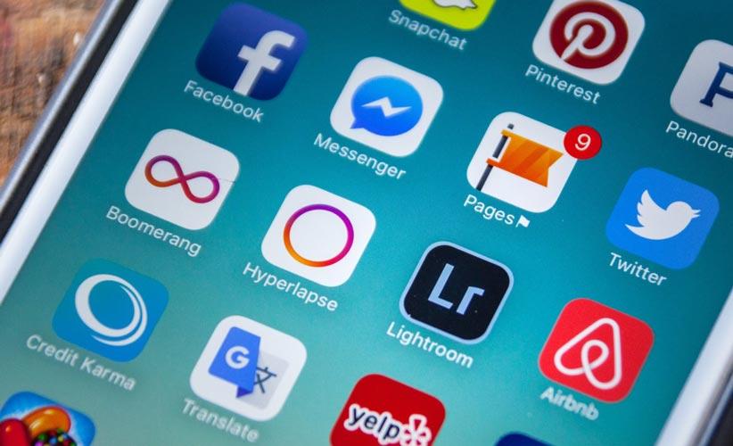 اپلیکیشنهای بلااستفاده