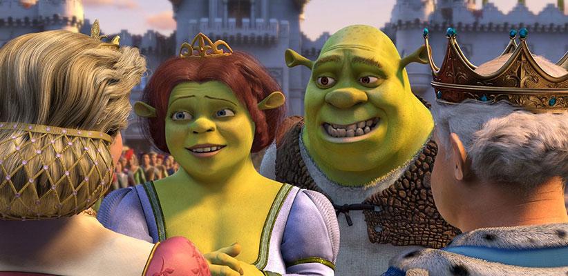 شرک 2 (Shrek 2)