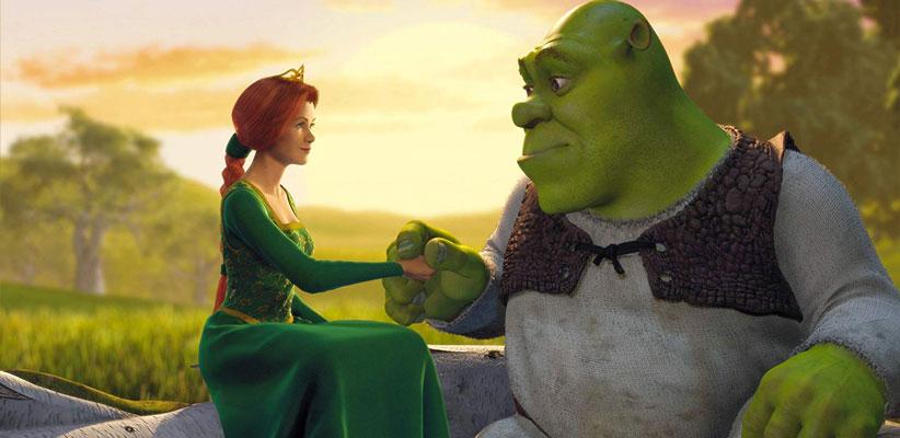 شرک (Shrek)