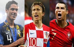 بازیکنان جام جهانی 2018