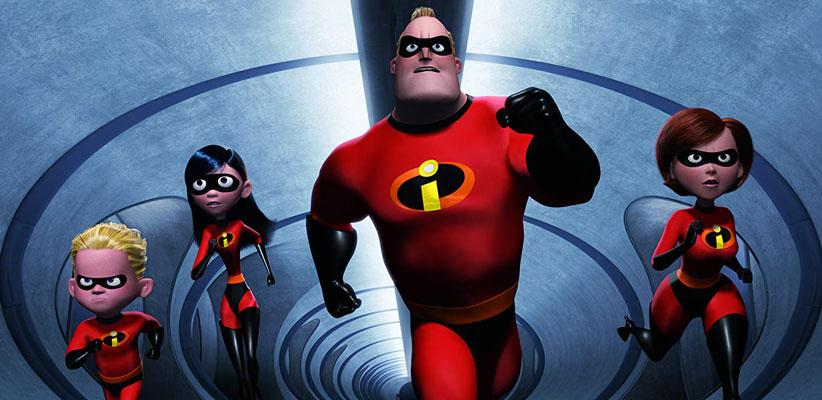 شگفتانگیزان (The Incredibles)