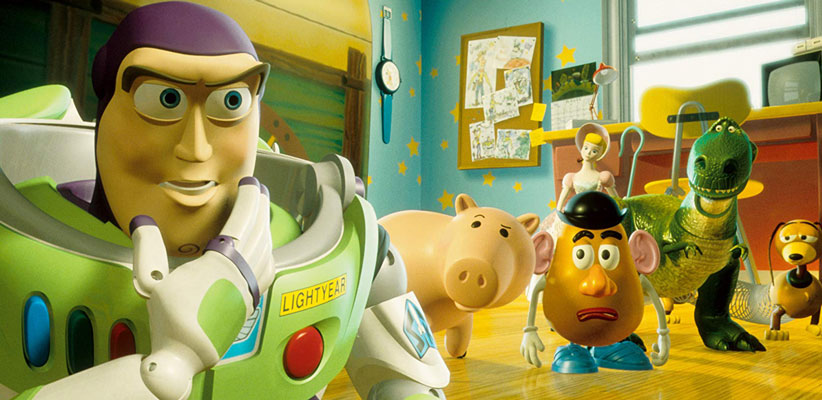 داستان اسباببازی 2 (Toy Story 2)