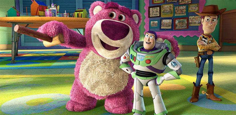 داستان اسباببازی 3 (Toy Story 3)