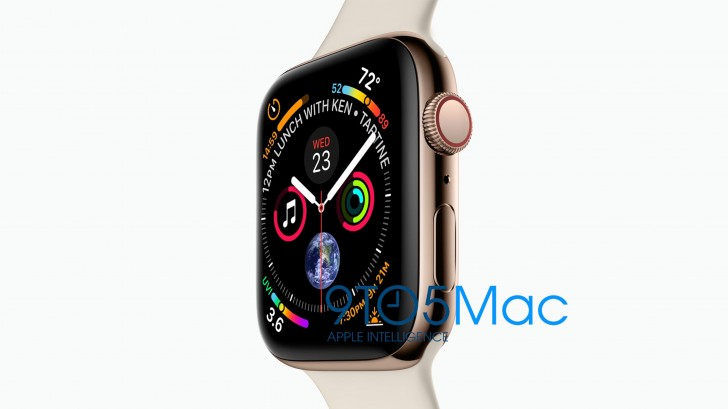 اپل واچ سری 4