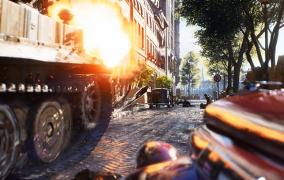 تریلر گرافیک بازی Battlefield V