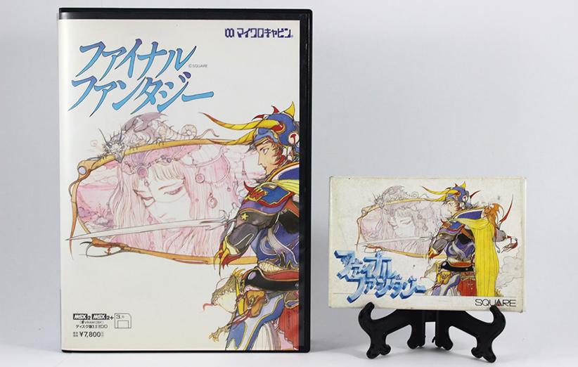 نسخه MSX بازی فاینال فانتزی ۱