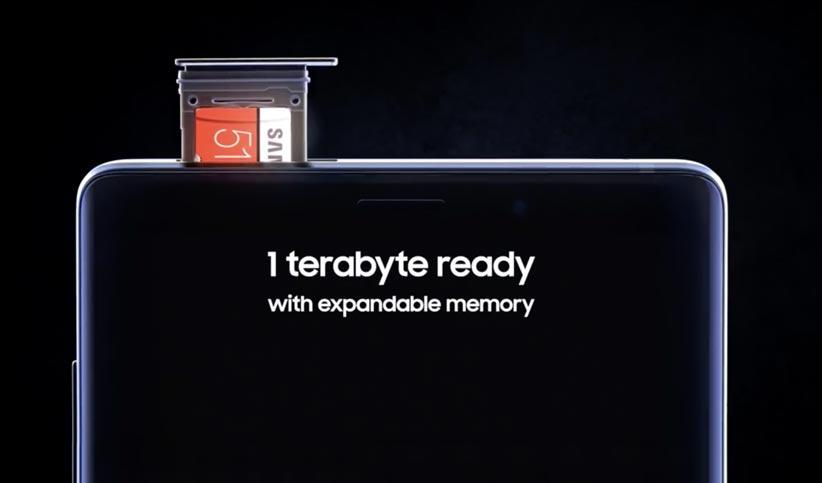 حافظه داخلی دو برابر