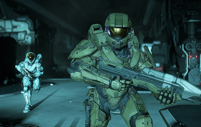 مسترچیف در Halo 5