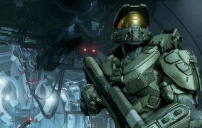 مسترچیف در سریال Halo