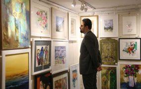 حراج هنری گالری گلستان