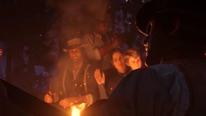 جان مارستن در Red Dead Redemption 2