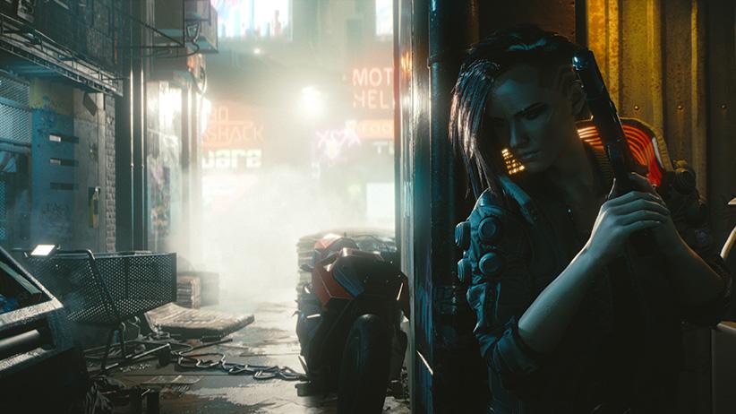 اسکرینشات بازی Cyberpunk 2077