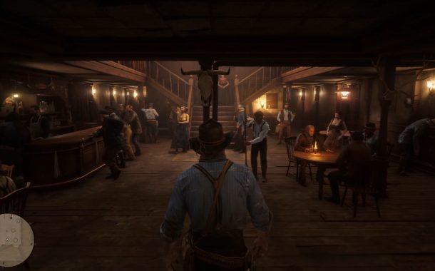 تریلر گیمپلی Red Dead Redemption 2