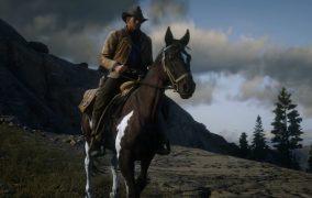 تریلر گیم پلی Red Dead Redemption 2