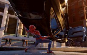 تریلر شهر بازی Spider-Man
