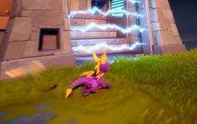 تریلر بازی Spyro Reignited Trilogy