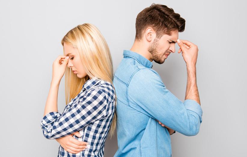 عوارض استرس بر خانم ها