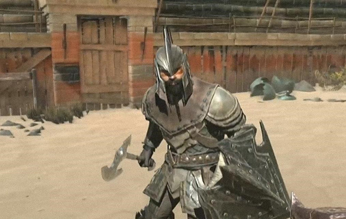 The Elder Scrolls Blades - بتسدا به سونی: یا میگذاری کنسولها با یکدیگر بازی کنند یا تمام!