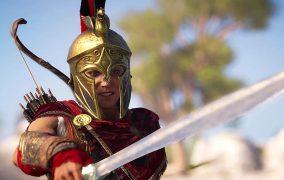 نسخه سوییچ Assassin's Creed Odyssey