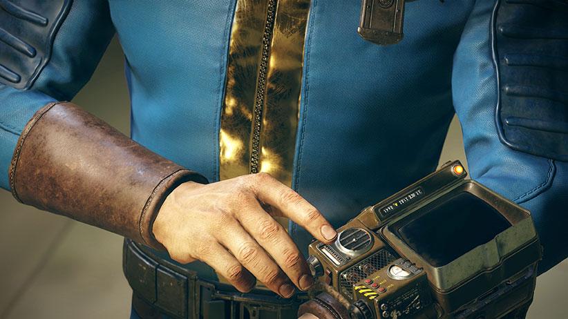 پیشنمایش بازی Fallout 76
