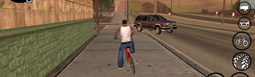 دانلود بازی Grand theft Auto San Andreas