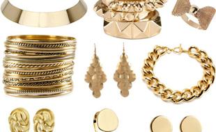 زیورآلات طلا