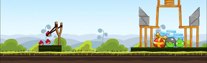 دانلود بازی Angry Birds