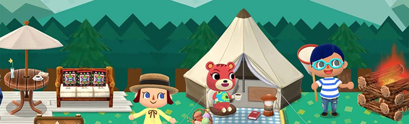 دانلود بازی Animal Crossing Pocket Camp