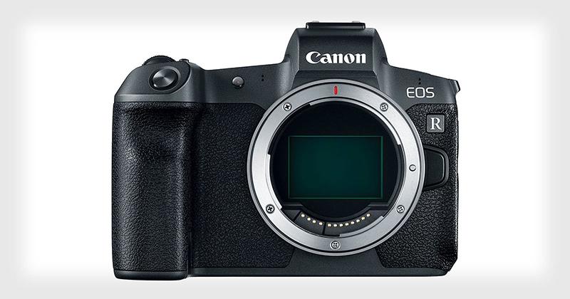 معرفی دوربین بدون آینه EOS R کانن