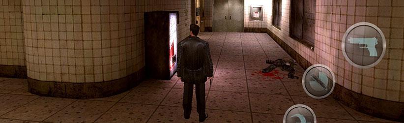 دانلود بازی Max Payne