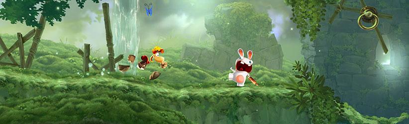 دانلود بازی Rayman Adventures
