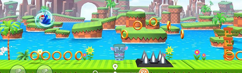 دانلود بازی Sonic Runner Adventures
