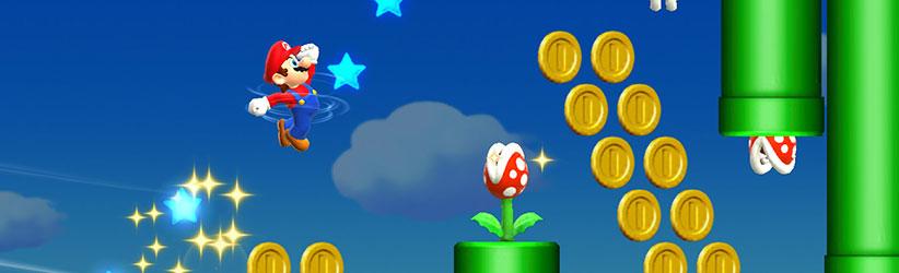 دانلود بازی Super Mario Run
