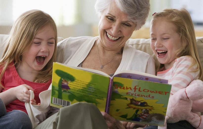 علاقمند کردن کودکان به کتاب