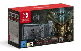 نینتندو سوییچ Diablo III