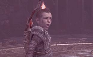 باگهای بامزهی God of War را ببینید!