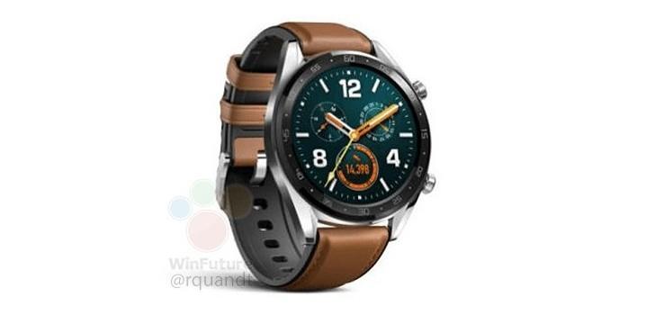 Huawei Watch 3 - اولین عکس از هواوی واچ جدید منتشر شد