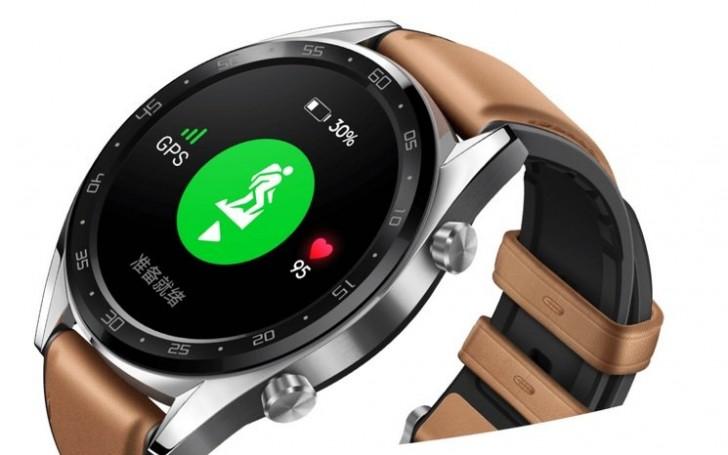 Huawei Watch GT 2 - عکسهای بیشتر و مشخصات هواوی واچ GT منتشر شد.