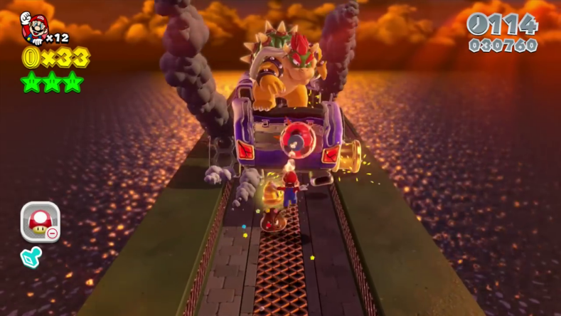 Mark Brown - Super Mario 3D World 19